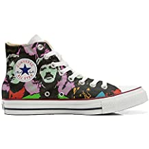 Converse All Star zapatos personalizados (Producto Handmade) Beatles