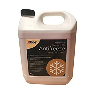 Alde Premium Protective 4L G13 Antifreeze Ready Mixed Glycol Heating Systems
