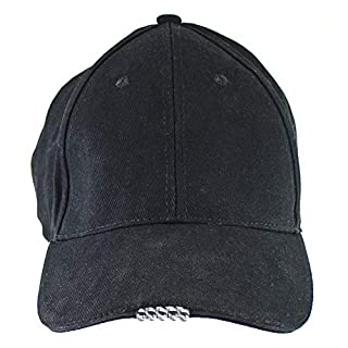 Amtech S1520 Baseball Cap with 5-LED Lights