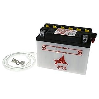 Batterie CB4L-B / YB4L-B 12 Volt [ inkl.7.50 EUR Batteriepfand ]