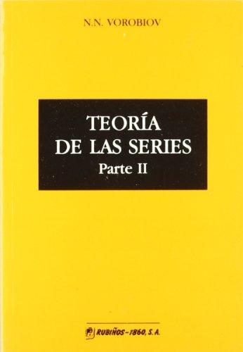 Teoria de las series. parte II (Fondos Distribuidos) por N.N. Voroviov