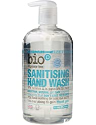 Bio-D 500 ml Anti Bacterial Hand Wash Fragrance Free