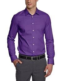 Seidensticker Herren Businesshemd Slim Fit 570420 UNO