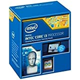 Intel Haswell Processeur Core i3-4130 3.4 GHz 3Mo Cache Socket 1150 Boîte  (BX80646I34130)