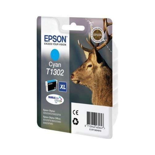 Ink Cartr Durabrite Cyan par  Epson - New Consumer Ink (S9)