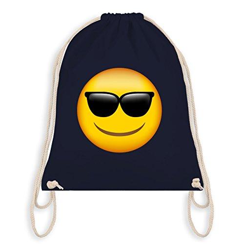 Comic Shirts - Emoji Sonnenbrille - Unisize - -