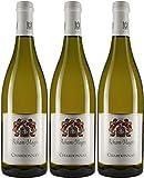 Acham-Magin Chardonnay - im Barrique gereift 2014 Trocken Bio (3 x 0.75 l)