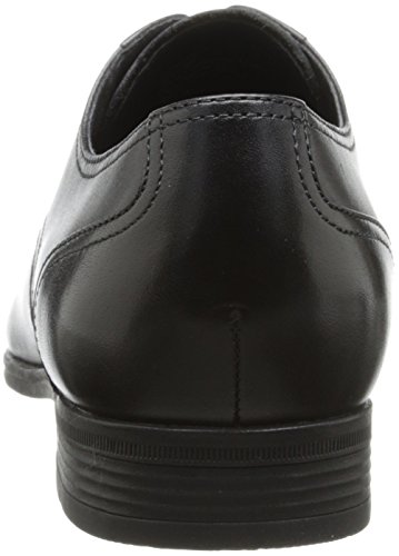 Kenneth Cole Reaction In A Min-Ute Cuir Oxford Black