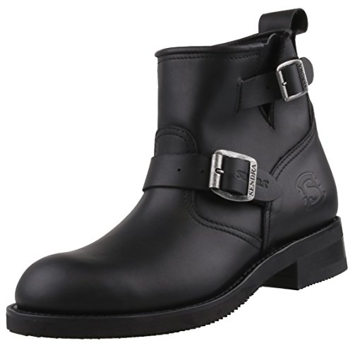 Sendra engineerboots - 2976-noir Noir - Noir