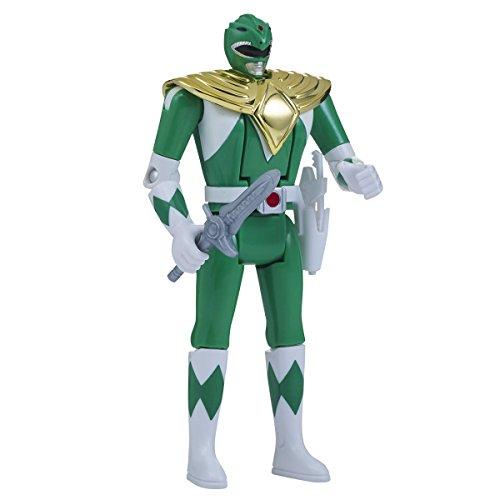 Power Rangers Figura–Auto Morphin Ranger, 40291, verde