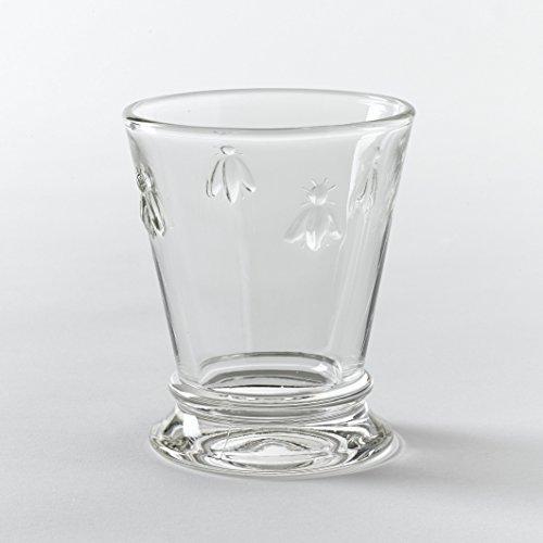 La Redoute Interieurs Confezione Da 6 Bicchieri Da Acqua In Vetro, Motivo Api 1