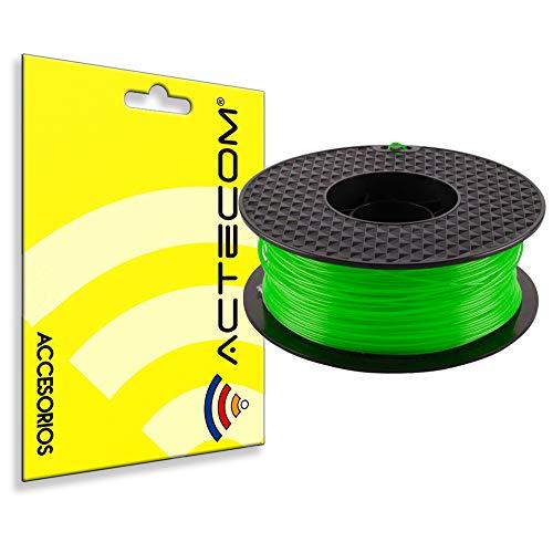 ACTECOM® FILAMENTO PLA Impresora 3D Bobina 1