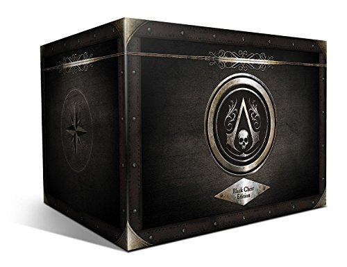 Assassin's Creed 4: Black Flag - Black Chest Edition (Xbox 360)