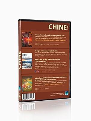CHINE - Le Premier Empereur de Chine - Hong-Kong & Shangaï - 6000 Ans d'Histoire (3 DVD)
