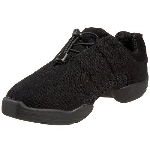 Capezio DS10 Toggle Sneaker Schwarz Schwarz
