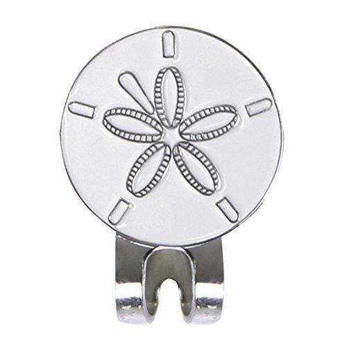 JERKKY Personalisierte Golf Ball Marker mit magnetischen Hut Cap Clip Zubehör abnehmbar (Golf Ball Marker Personalisierte)