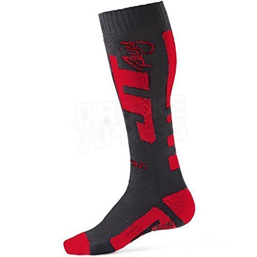 JT Racing 2016 Motocross SOCKEN MX-SX-Cotton - schwarz-rot