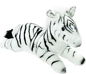 Suki Gifts 12124Suki Classic liegendes Zebra Peluche, 30cm, 30cm