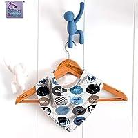 Babero bandana Perros, Gatos. Para bebés, niños y adultos con necesidades especiales. P_132. ***ENVÍO GRATUITO A ESPAÑA***