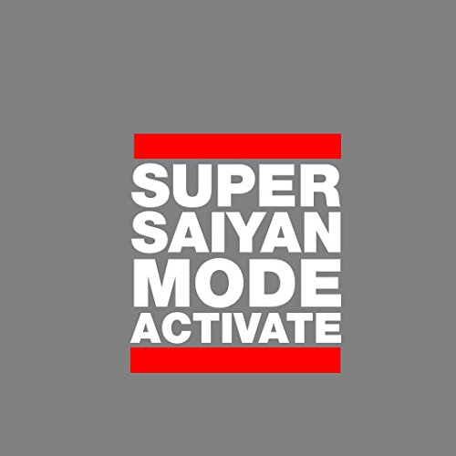 DBZ: Super Saiyan Mode Activate - Damen T-Shirt Blau