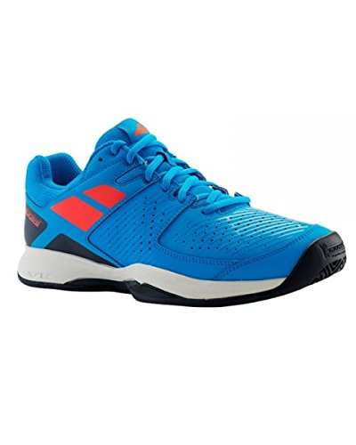 Babolat Pulsion Clay, Zapatillas de Tenis para Hombre, Azul (Blue), 45 EU