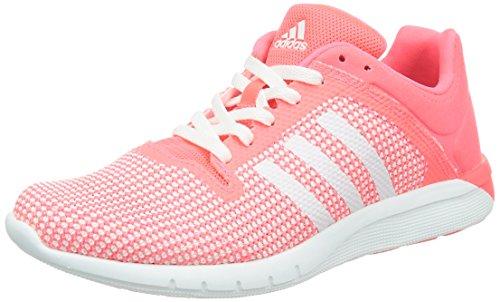 adidas Unisex CC Fresh 2 K Light Flash Red and Core Black Sneakers - 13 kids UK/India (31.5 EU)
