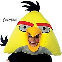 Angry Birds Yellow Mask