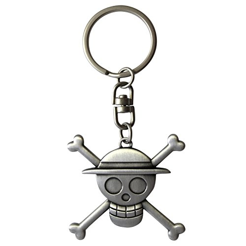 ONE PIECE - Llavero 3D Skull Luffy