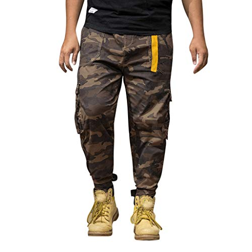 MDenker Jeans in übergrößen Herren Sweathose in Jeansoptik Jeans Tarnung Jeanshose Mode Stretch Washed Denim Streetwear Arbeitshosen Freizeithosen Yoga Jogginghose Pluderhose Mit Kordel