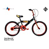 Huffy Cars Boys 20 Red&Black Steel Kids' Recreation Cycle.10% Assembly Required by Customer