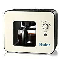 Haier Bean to Cup Coffee Machine Brew and Grind Coffee Maker