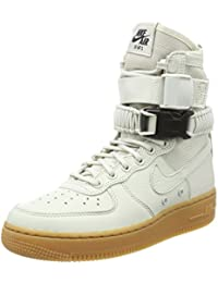 "Nike SF Air Force 1 Boot Special Field ""Light Bone"", Zapatillas Deportivas Exclusivas"