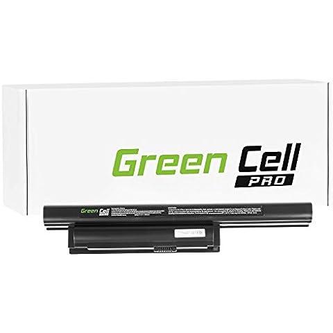 Green Cell® PRO Serie Batería para Sony Vaio PCG-71211M Ordenador (Las Celdas Originales Samsung SDI, 6 Celdas, 5200mAh,