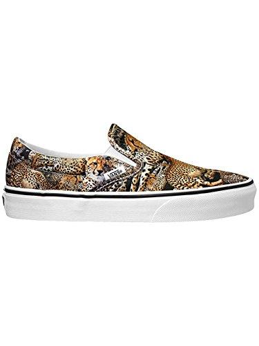Vans U CLASSIC SLIP-ON, Sneaker Unisex Adulto Multi