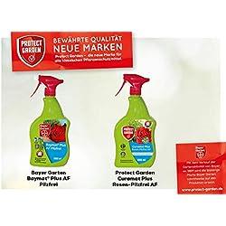 Bayer Garten Rosen Baymat Plus AF Pilzbekämpfung, Farblos, 1000 ml