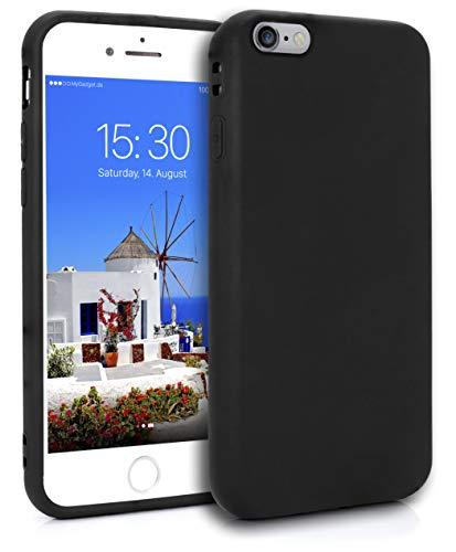 1801d798c5d MyGadget Funda Slim para Apple iPhone 6 / 6s en Silicona TPU - Resistente  Carcasa Anti