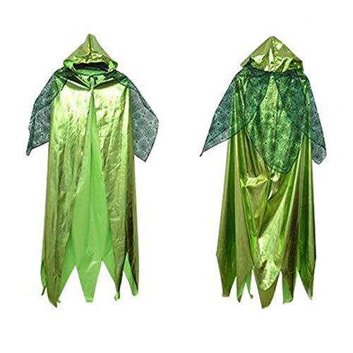 LL Halloween-Umhang Halloween Adult Umhang Hexe Hexe Hut Teufel Fee Cosplay Maskerade Kostüm Dress up Supplies (Farbe : (Adult Halloween Hüte)