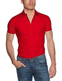 Redbridge Herren Regular Fit Freizeithemd R-2156