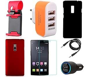 NIROSHA Mobile Combo for OnePlus 2 - 1P2-SH-3UA-AC-CC-KHBC-MHBC-TG