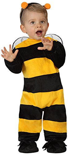 Imagen de atosa  disfraz de abeja para bebe, 12 24 meses  111 23756