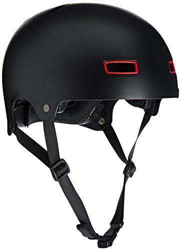 Bell Fahrradhelm Reflex – Casco de ciclismo multiuso, color negro, talla 55-59 cm