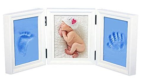 NaiFei Precious Baby Gießkit Deluxe für Baby Handabdruck oder Footprint