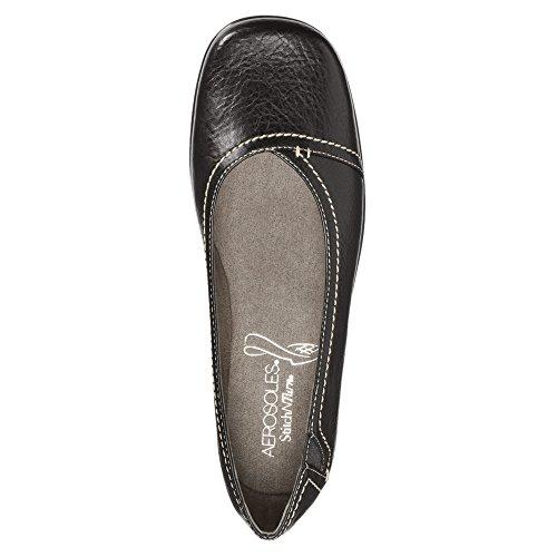 Aerosoles Richmond Synthétique Chaussure Plate Black