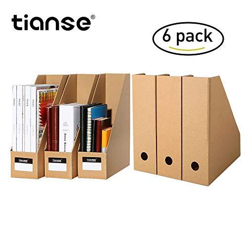 TIANSE Set archivador Papel - 6 unidades