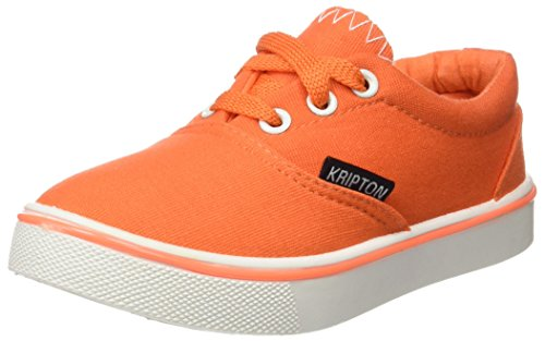 Kripton Halley, Zapatillas Unisex Niños, Naranja (Orange), 33 EU