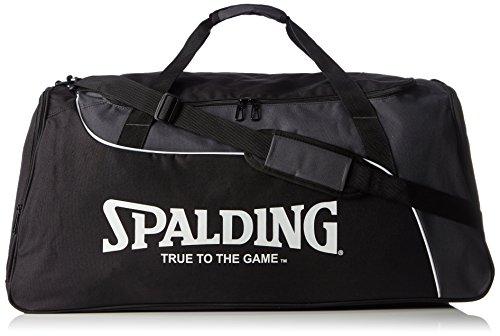 Spalding Sporttasche Sportsbag, Schwarz, 67 x 38 x 33 cm, 300452801