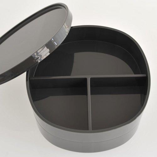 Alessi PL17 W Birillo color gris Recipiente para el ba/ño