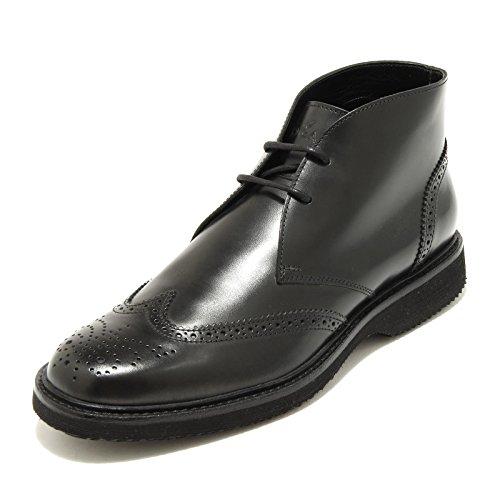 4914G polacco uomo nero HOGAN h 217 route derby scarpa uomo shoes men [10]