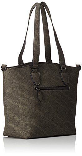 Betty Barclay - Shopper Bag, cartella Donna Grigio (Cool Grey)