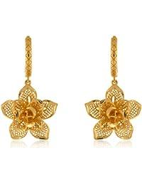 Bhima Jewellers 22Kt Yellow Gold Pendant Set For Women - B07BVXKS7Q